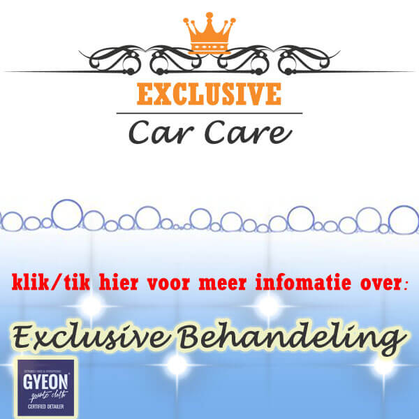 Exclusive behandeling-meer info- gyeon logo
