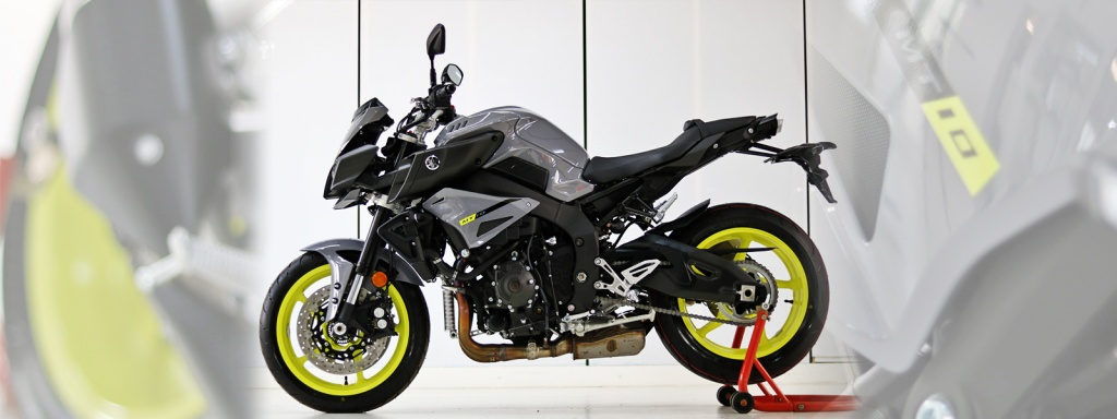 New Bike detailing behandeling & protectie - Yamaha MT-10
