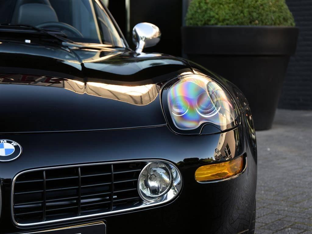 Eindresultaat BMW Z8 - Exlcusive Detailing behandeling