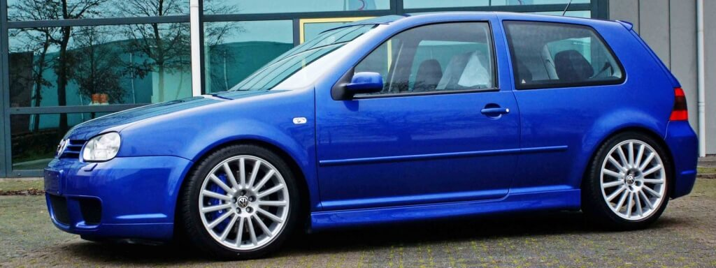 Exclusive detailing behandeling Volkswagen Golf IV R32
