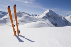 wintersport afbeelding
