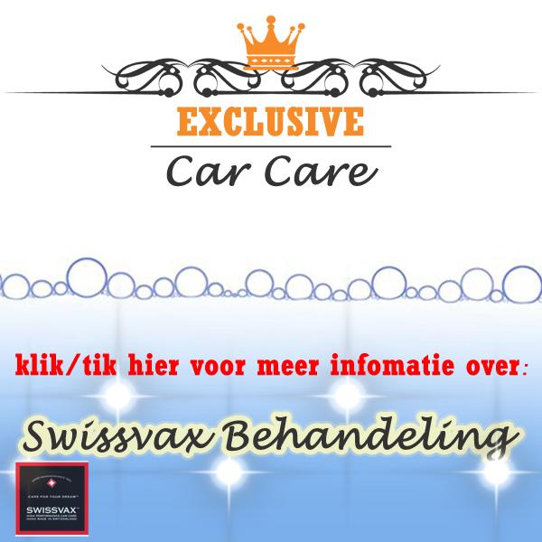 Swissvax behandeling