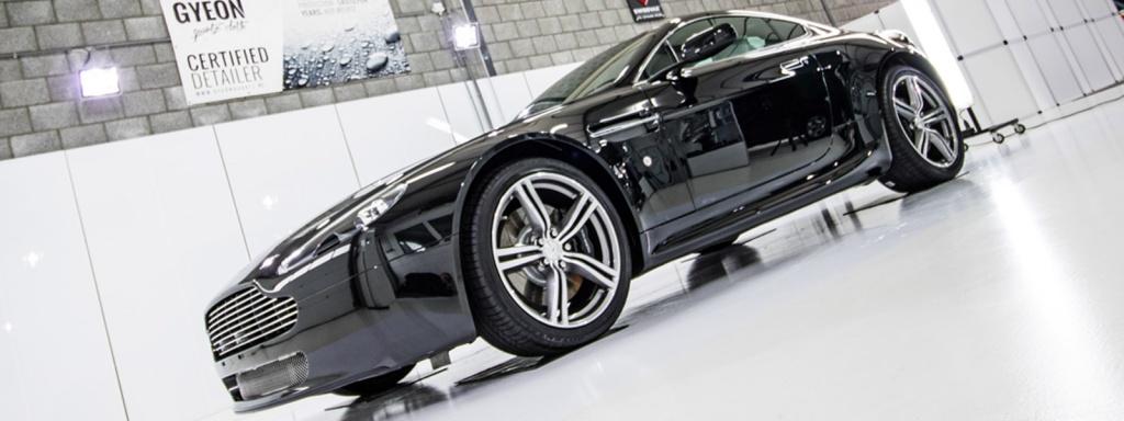 Aston Martin Vantage V8 N400 Fetuared image