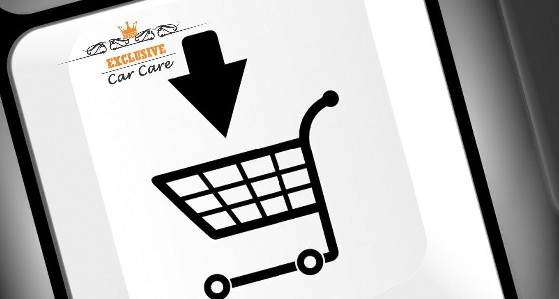 webshop header exclusive carcare