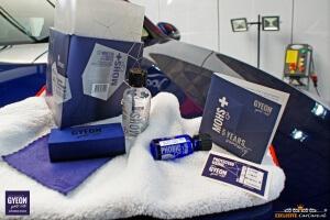 Gyeon Quartz glas coating met 5 jaar garantie