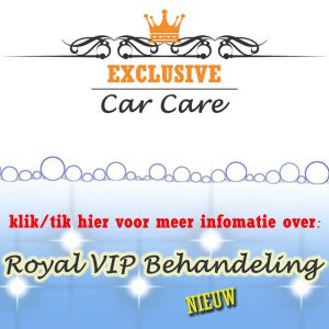 Royal VIP behandeling