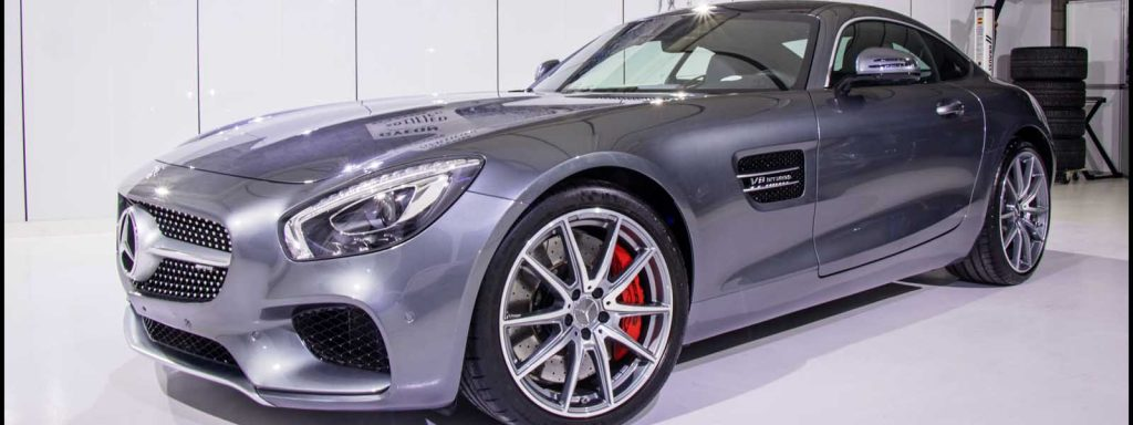 Royal VIP Detailing behandeling - Mercedes-Benz AMG GTs